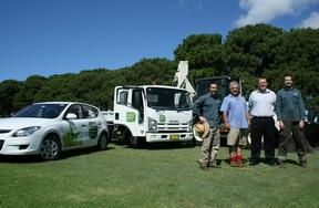 Centennial Parklands goes 'green' with biodiesel